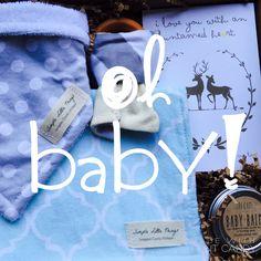 Best handmade baby gift!