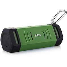 0d65cb0b27e Original EARSON ER-160 Mammoth Waterproof Dustproof Shockproof Scrape Proof Portable  Wireless Bluetooth Stereo Speaker