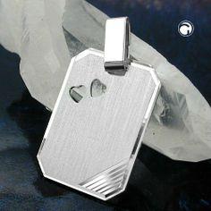 Anhänger, Gravurplatte, Silber 925 Dreambase, http://www.amazon.de/dp/B00H2IBG6U/ref=cm_sw_r_pi_dp_3jSitb1AFY95G