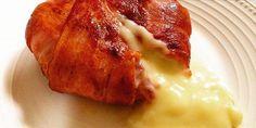 話題の「カマンベールチーズのベーコン巻き」(@ozawajunko)