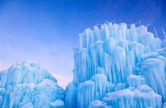 7 Surreal, Towering Ice Castles That You Can Actually Visit #1
