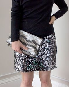 Get up. Dress up. Show up. And never give up. Show Up, Stella Dot, Get Up, Holiday Fashion, Never Give Up, Sequin Skirt, Dress Up, Dots, Sequins
