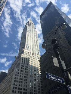 Empire State Building, New York City #empirestate #empirestatebuilding #newyork see more at http://studentroomsabroad.com