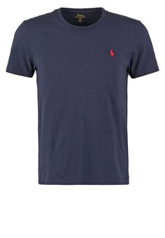 Polo Ralph Lauren CUSTOM FIT TShirt basic ink Premium bei Zalando.de | Material Oberstoff: 100% Baumwolle | Premium jetzt versandkostenfrei bei Zalando.de bestellen!