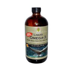 Nature's Answer Liquid Omega-3 Fish Oil - 16 Fl Oz