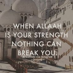 Alhamdulillah for everything 💕 Prayer Verses, Quran Verses, Muslim Quotes, Islamic Quotes, What Is Islam, Feeling Hurt Quotes, Alhamdulillah For Everything, Islam Religion, Keep The Faith