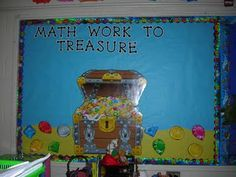 "under the sea classroom theme ideas | My classroom theme this year is ""A Treasure under the Sea"" I am ..."
