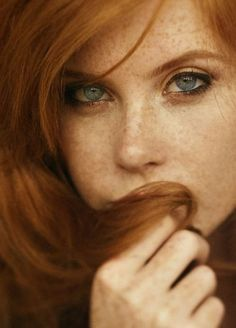 Freckles, Redheads & more (NSFW)