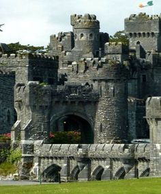 In Ashford Castle, Scotland. In Ashford Castle, Scotland. Beautiful Castles, Beautiful Buildings, Beautiful Places, Chateau Medieval, Medieval Castle, Medieval Fortress, Places To Travel, Places To See, Travel Destinations
