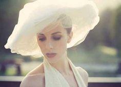 Beautiful Bridal Hat