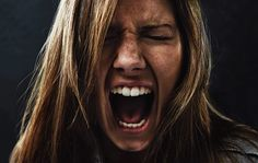 Contrary to what we've been taught, anger is a powerful, valid and needed emotion - the key is in how to use it correctly for the results you want. Anger and rage are protective Syndrome D'asperger, Halloween Sounds, Spooky Halloween, Halloween Party, How To Regulate Hormones, Angry Women, Stages Of Grief, Nervous Breakdown, Mental Breakdown