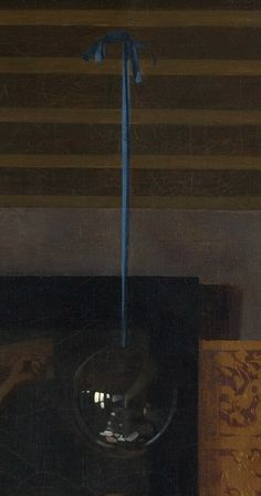 Johannes Vermeer - Allegory of the Catholic Faith