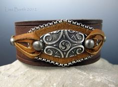 Jstyle Braided Leather Bracelets for Men Bangle Bracelets Fashion Magnetic Clasp Inch Brown – Fine Jewelry & Collectibles Leather Carving, Leather Art, Leather Cuffs, Leather Jewelry, Leather Bracelets, Cuff Bracelets, Metal Jewelry, Jewelry Crafts, Jewelry Art
