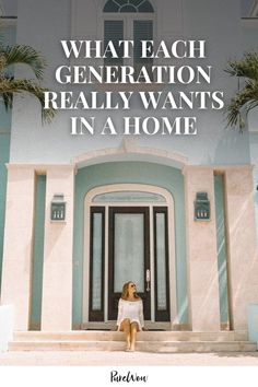 When it comes to buying a home, what Gen X, millennials and baby boomers want varies wildly. We dug through Opendoor data to see what each generation is prioritizing when home shopping—and which upgrades are worth making. #home #house Interior Design Inspiration, Home Decor Inspiration, Ring Doorbell, Paint Line, Home Upgrades, Shaker Style, Art Deco Design, Home Hacks, Furniture Sale