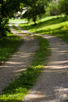 Country Roads Take Me Home by Universal Stopping Point, via Flickr