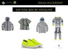 Top Five for Boy Stella McCartney by Mîmamÿ