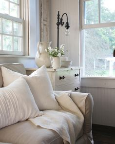 """1,723 Likes, 22 Comments - Restoring An 1867 PA Farmhouse (@farmhouse5540) on Instagram: """"Oh yeah is it going to feel good to sit back tonight. #farmhouse5540 #simplefarmhousestyle…"""""""