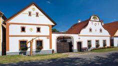 Holašovice, UNESCO heritage site Czech Republic