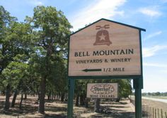 Bell Mountain Vineyards | Texas wine events and Texas Wineries