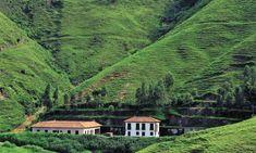 A fazenda São João da Barra é uma das mais bonitas e preservadas de todo o Vale do Café