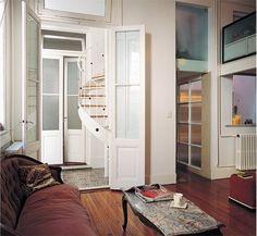 Decoracion casas interiores muebles casas recicladas for Cocinas antiguas recicladas