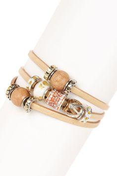 Make It Personal: Custom Charm Bracelets Sterling Silver Leather Personality Bracelet