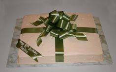 present birthday cake    Flour Power Cafe & Bakery San Antonio