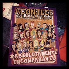 Revista institucional Acontece Cerimonial - Informando 2014