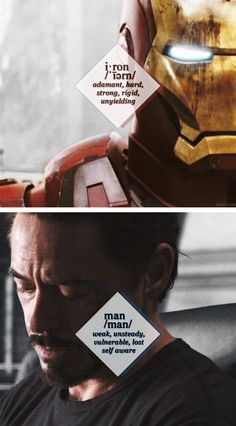 Iron + Man