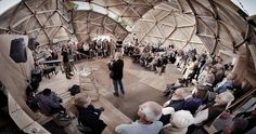 Poised For A Comeback? Danish Architects Reinvent The Geodesic Dome