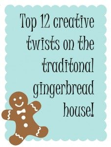 Love the reindeer cookie idea. Top 12 Clever Twists to Traditional Gingerbread Houses! From Traditional Houses, to Rice Krispy Houses, to Cereal Candy Canes and Gum Drop Christmas Village! Gingerbread House Parties, Gingerbread Village, Gingerbread Decorations, Christmas Gingerbread House, Gingerbread Recipes, Gingerbread Man, Christmas Goodies, Holiday Fun, Christmas Holidays