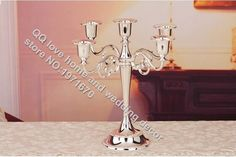 Candle Holders Candles & Holders Peandim Metal Hollow Candlestick Flower Vase Party Table Centerpiece Wedding Flower Rack Road Lead Candle Holder For House Decor Drip-Dry