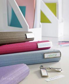 Organizadores para el escritorio - Decoratrix | Blog de decoración, interiorismo y diseño