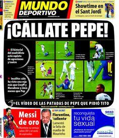 "Portada MD ""Cállate Pepe"" via @mundodeportivo http://twitter.yfrog.com/khgtainmj"