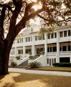 Greyfield Inn, Cumberland Island, GA...dream B&B
