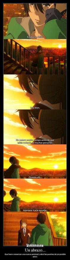 carteles anime tonari kaibutsukun desmotivaciones