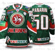 100%™ KHL Kazan Ak-Bars. Artemy Panarin Ilya Kovalchuk e6213b622d4