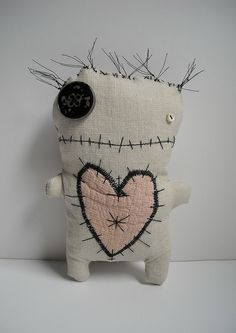 Voodoo Fifine by junkerjane, via Flickr