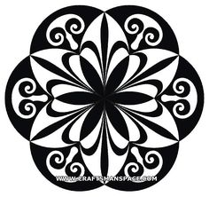 Ornament vectors - Circular shape