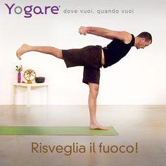 Risveglio del fuoco con Cristian Sassi su #Yogare http://yogare.eu/video-169 #vinyasa
