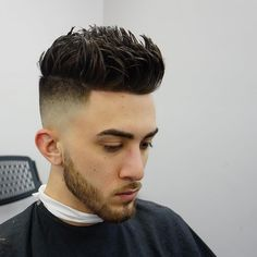 New Hairstyle for Men with 15+ Photos - Guy Hairstyles