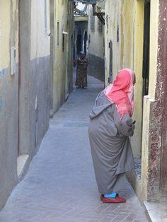 Tanger - dans la medina