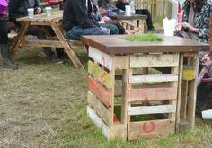 festival pallets