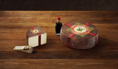 Sartori Balsamic BellaVitano Cheese. An absorbing Sartori discovery: The sweet, nutty, fruity flavors of our most-sought-after BellaVitano become even more desirable when blessed with a few prized drops of Modena balsamic vinegar. By gently bathing BellaVitano Gold in balsamic, cheesemaker Mike Matucheski has given it a sweet coating that burnishes the legend of BellaVitano with yet another honor from the World Cheese Awards.