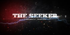 The Seeker - Cinematic Trailer (Abstract)