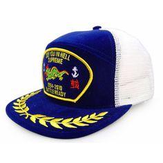 4c41ab674bc see you in hell snapback. SupremeSnapbackSnapback HatsSnapback CapBaseball  Hat