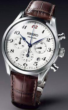 Seiko Makes Mechanical-Watch Waves with New Presage Collection Seiko Presage, Amazing Watches, Cool Watches, Black Watches, Patek Philippe, Louis Erard, Groomsmen Watches, Seiko Alpinist, Men Accesories