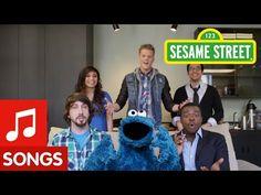 Sesame Street: Pentatonix Counts (& Sings) to Five - YouTube