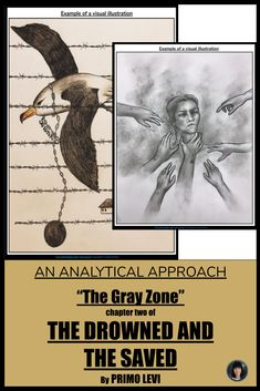 """AN ANALYTICAL APPROACH INTERACTIVE OR PRINT This product focuses on the second chapter of Levi's book called """"The Gray Zone."""" It is self-contained with a link to the chapter!!! NO PREP! ⚫ 17 analysis prompts ⚫17 words to define ⚫12 pages for students and 14 slides for students ⚫Sample answers to all of the questions ⚫Sample images ⚫A link to a PDF of the chapter used in this assignment ⚫Instructions for students ⚫A link to the assignment for students #holocaust #primolevi #assignments English Short Stories, Ap English, Teaching High Schools, Teaching Resources, Teaching Ideas, Ap Language, English Language Arts, Ap Literature, American Literature"""