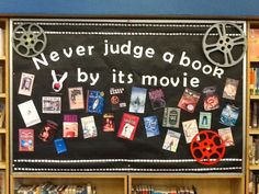 I know that we are all sorting through Bulletin Boards right now. Some years I have even made a Board outline for the year. Good in the...